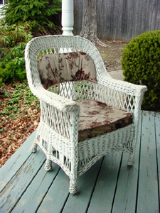 Caring For Cottage Wicker Furniture And Antiques