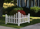 Cottage Garden Borders, Fences and Ornamental Gates