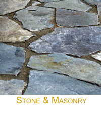 Stone and Masonry Features in the Garden