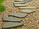 Stone, masonry, walks, paths, walkways and hardscapes