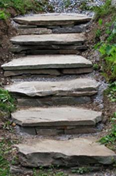 Cottage Style Gardens Garden Walks Garden Stone